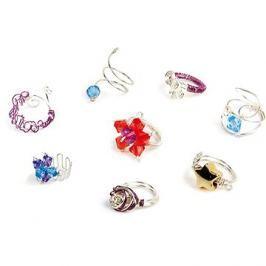 My style - Drátěné prstýnky  Ruční výroba