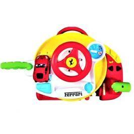 Ferrari s volantem