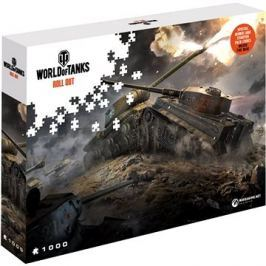 World of Tanks puzzle - Východ proti Západu