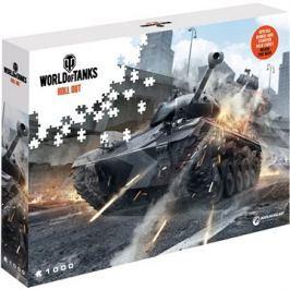 World of Tanks puzzle - Hlídej si záda