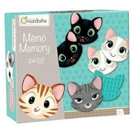 Avenue Mandarine Memo Kočky