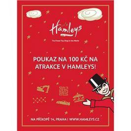 Poukaz do Hamleys
