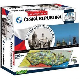 4D Puzzle Česká republika