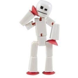 Epline Stikbot figurka – bílá