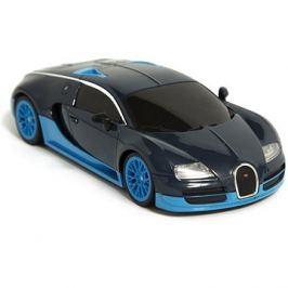 Hamleys Bugatti Veyron modrý