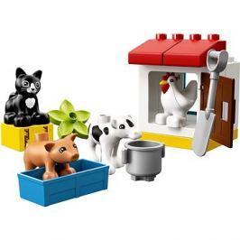 LEGO DUPLO Town 10870 Zvířátka z farmy Moje město