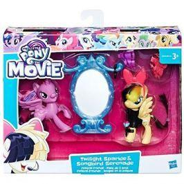 My Little Pony Set 2 poníků s doplňky Twilight Sparkle a Songbird Serenade