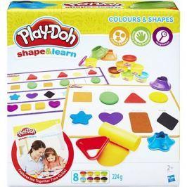 Play-Doh Barvy & tvary Modelíny a plastelíny