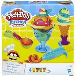 Play Doh Zmrzlinářský set
