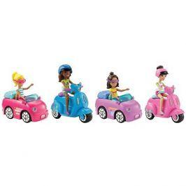 Barbie Mini vozítková panenka