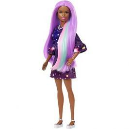 Barbie S žužu vlasy černoška
