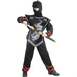 Stříbrný ninja vel. M