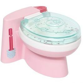 BABY Annabell Zábavná toaleta