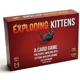 Exploding Kittens ENG