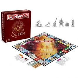 Monopoly Queen, ENG