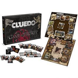 Cluedo Game of Thrones, ENG