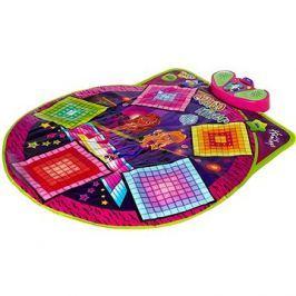 Hrací taneční koberec