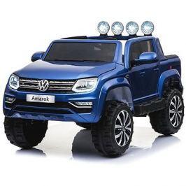 Volkswagen Amarok modrá - lak