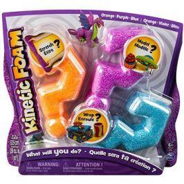Kinetic Foam - Multi pack (oranžová, fialová, modrá)