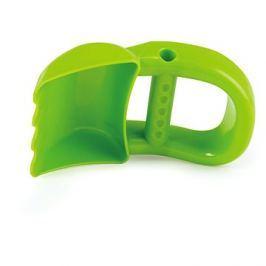 Hape Ruční bagr zelený