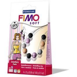 Fimo Soft DIY šperková sada Korál