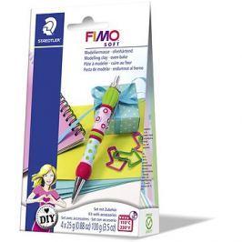 Fimo Soft DIY kuličkové pero