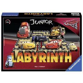 Ravensburger 213337 Labyrinth Junior Disney Auta 3