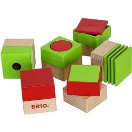 Brio 30436 Smyslové kostky