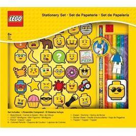 LEGO Iconic Stationery Set se zápisníkem