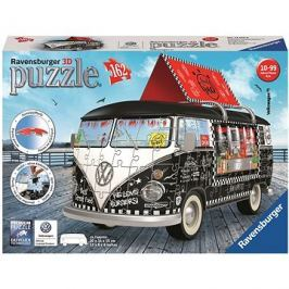 Ravensburger 3D 125258 VW Autobus pojízdné občerstvení
