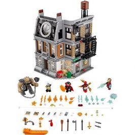 LEGO Super Heroes 76108 Souboj v Sanctum Sanctorum