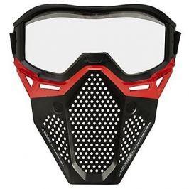 Nerf Rival Face Maska červená