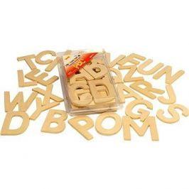 Dřevěné hračky - Tiskací abeceda