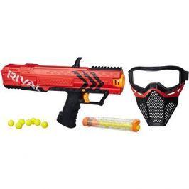 Nerf Rival Starter Kit Apollo + Maska – červená varianta