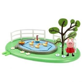 Prasátko Peppa - Rybníček s figurkou