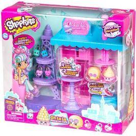 Shopkins 8. série herní set s Eifelovou věží