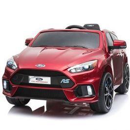 Ford Focus RS - červený lak