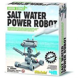 Robot na solný pohon