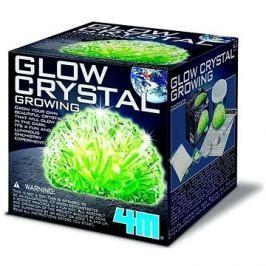 Svítící krystaly