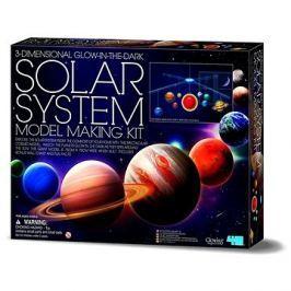 Vyrob si sluneční soustavu menší
