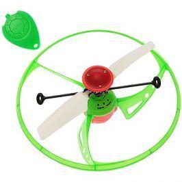 Létající UFO - zelené