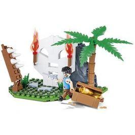 Cobi 6012 Piráti Ostrov lebek