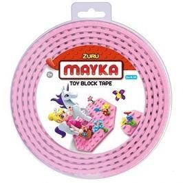 EP Line Mayka stavebnicová páska střední - 2m růžová