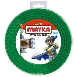 EP Line Mayka stavebnicová páska velká - 2m tmavě zelená