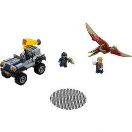 LEGO Jurský Svět 75926 Hon na Pteranodona