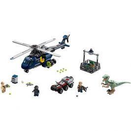 LEGO Jurský Svět 75928 Pronásledování Bluea helikoptérou