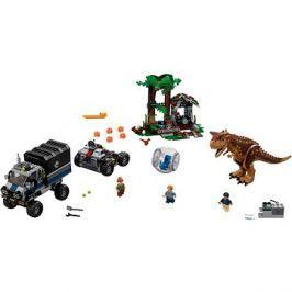 LEGO Jurský Svět 75929 Útěk Carnotaura zGyrosféry
