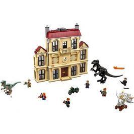LEGO Jurský Svět 75930 Řádění Indoraptora vLockwoodově sídle
