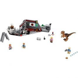 LEGO Jurský Svět 75932 Jurský park: hon na Velociraptora
