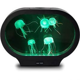 Jelly fish Tank Destktop-Oval Shaped